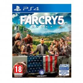 Far Cry 5 PS4 (SP)