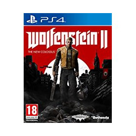 Wolfenstein II: The New Colossus PS4 (SP)