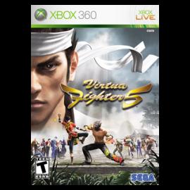 Virtua Fighter 5 Xbox360 (SP)