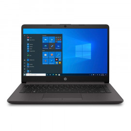 Reacondicionado:  Portatil HP HP 240 G8 Intel Celeron 4020 8 RAM 256 SSD W10 Negro