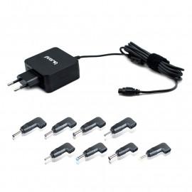 Cargador Automatico Ultrabook 45W Universal (8 Conectores)