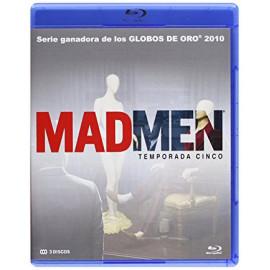 Mad Men Temporada 5 Bluray (SP)