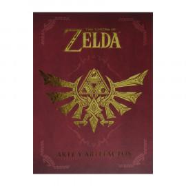 Guia The Legend of Zelda Arte y Artefactos