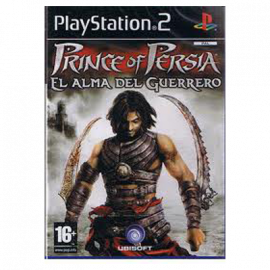 Prince of Persia: El Alma del Guerrero PS2 (SP)