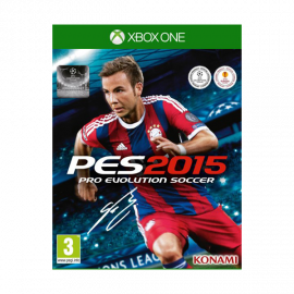 PES 2015 Day One Edition Xbox One (SP)