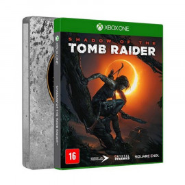 Shadow of The Tomb Raider Limited Steelbook Edition Xbox One (SP)