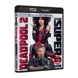 Deadpool 2 4K + BluRay (SP)