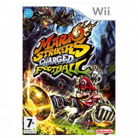 Mario Strikers Charged Football Wii (SP)
