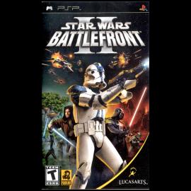 Star Wars Battlefront II PSP (SP)