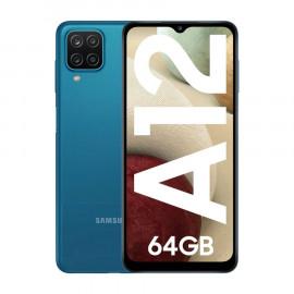 Samsung Galaxy A12 DS 4 RAM 64 GB Azul