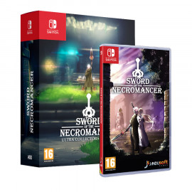Sword Of The Necromancer Ed. Coleccionista Switch (SP)