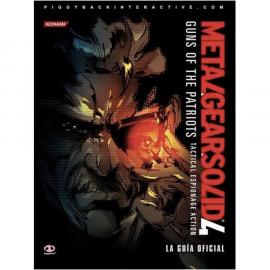 Guia Oficial Metal Gear Solid 4