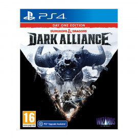 Dungeons and Dragons Dark Alliance Day One Edition PS4 (SP)