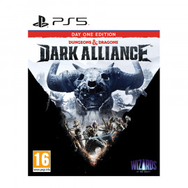 Dungeons and Dragons Dark Alliance Day One Edition PS5 (SP)
