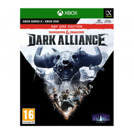 Dungeons and Dragons Dark Alliance Day One Edition Xbox One (SP)