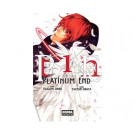 Manga Platinum End Norma 01