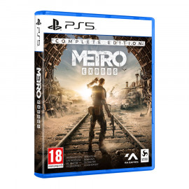 Metro Exodus Complete Collection PS5 (SP)