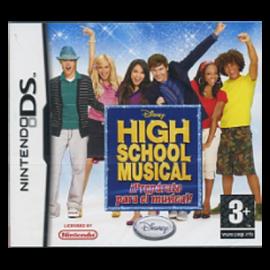 High School Musical Preparate para el Musical DS (SP)
