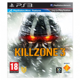 Killzone 3 PS3 (SP)
