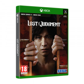 Lost Judgment Xbox Series (SP)
