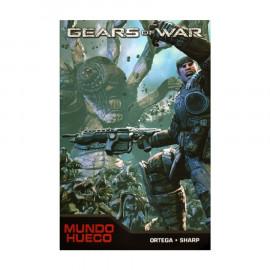 Comic Gears Of War Mundo Hueco Panini 01