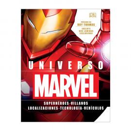 Guia de Universo Marvel DK