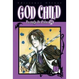 Manga God Child Glenat 03