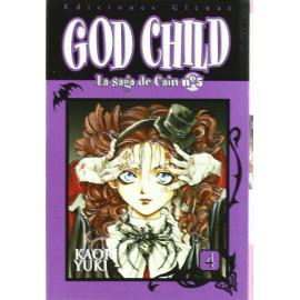 Manga God Child Glenat 04
