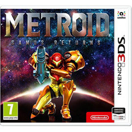 Metroid Samus Returns 3DS (SP)