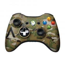 Mando Microsoft Wireless Camuflaje Xbox360