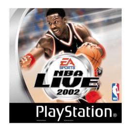 NBA live 2002 PSX (SP)