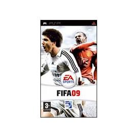 FIFA 09 PSP (SP)