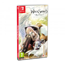 Witch Spring 3 Re: Fine The Story of Eirudy Switch (SP)