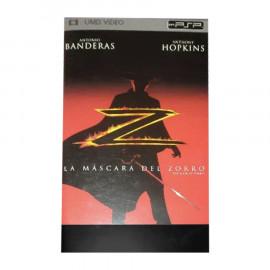 La Mascara del Zorro UMD