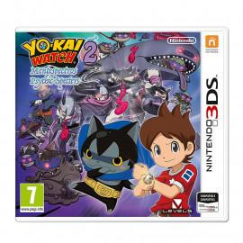 Yo-Kai Watch 2: Mentespectros 3DS (SP)