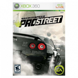 Need for Speed Pro Street Xbox360 (SP)