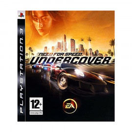 Need for Speed Undercover PS3 (FR)