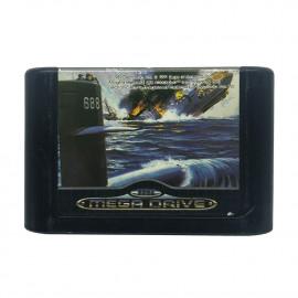 688 Atack Sub Mega Drive