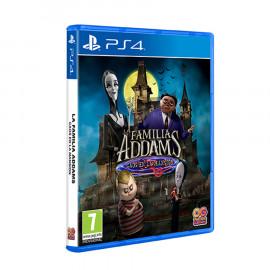La Familia Addams: Caos en la Mansion PS4 (SP)