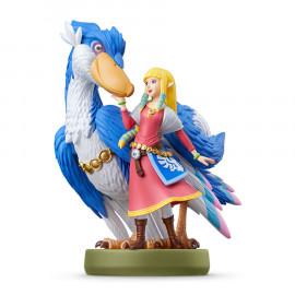 Amiibo Zelda y Pelicaro