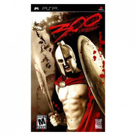 300 March to Glory PSP (SP)