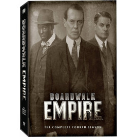 Boardwalk Empire Temporada 4 DVD