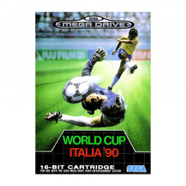 World Cup Italia 90 Mega Drive A