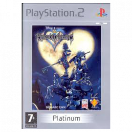 Kingdom Hearts Platinum PS2 (SP)
