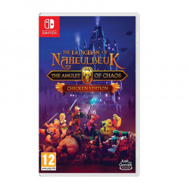 The Dungeon Of Naheulbeuk: The Amulet Of Chaos Chicken Edition Switch (SP)