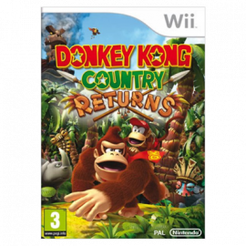 Donkey Kong Country Returns Wii (SP)