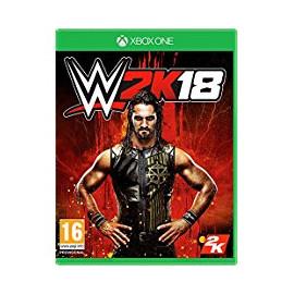 WWE 2K18 Xbox One (SP)