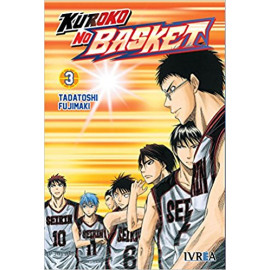 Manga Kuroko no Basket Ivrea 03
