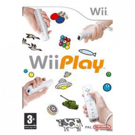 Wii Play Wii (SP)