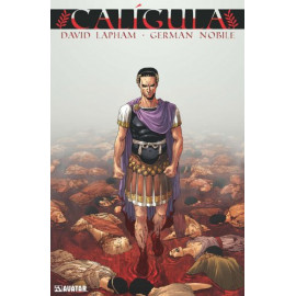Comic Caligula David Lapham Avatar